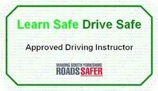 Learn Safe Drive Safe approved driving instructor